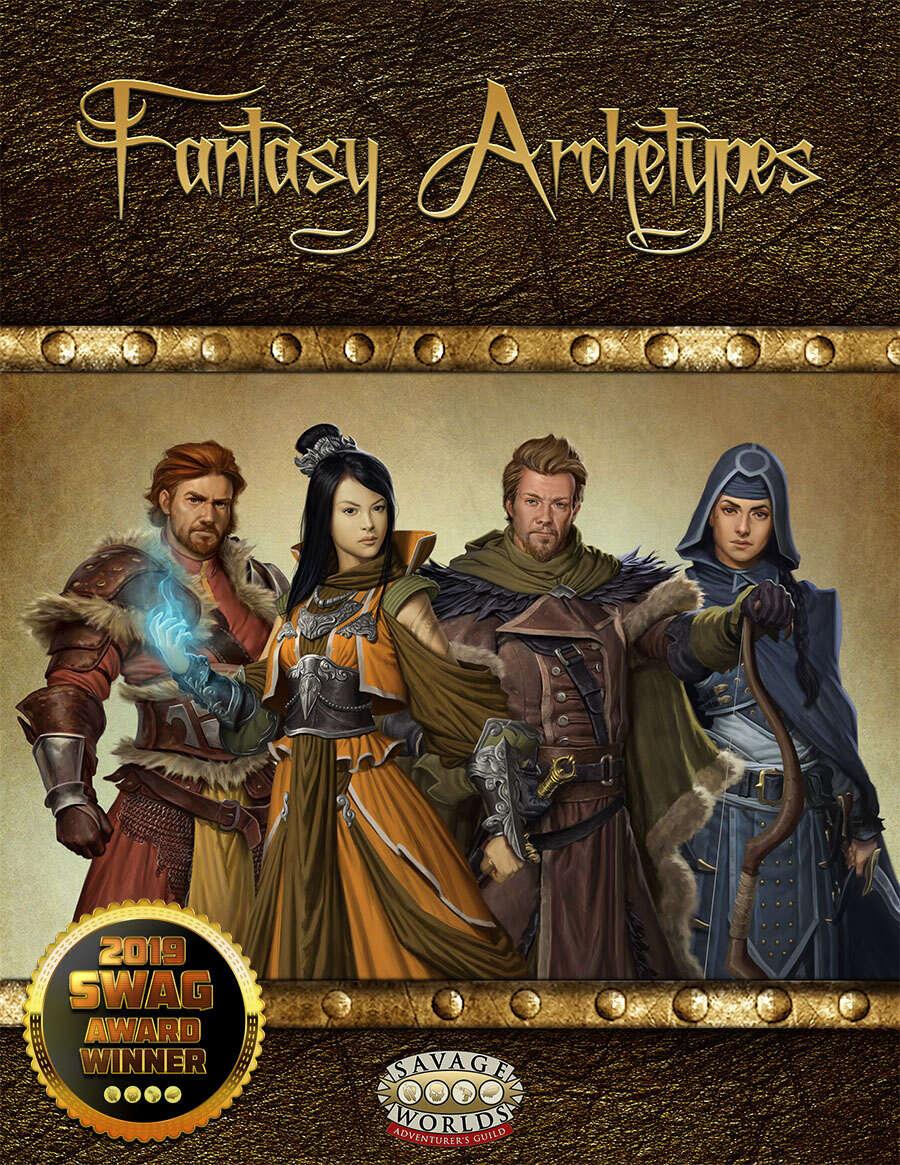 Fantasy Archetypes
