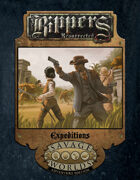 Rippers Resurrected: Expedition Supplement