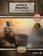 Bards & Minstrels (Fantasy Add-On)