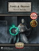 Tomes & Prayers (Fantasy Add-On)