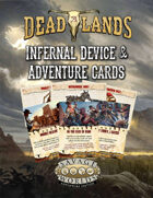 Deadlands: The Weird West: Adventure and Infernal Devices