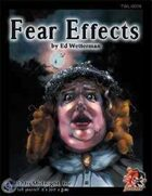 12TM: Fear Effects: Savaged edition