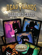 Deadlands: The Weird West: Harrowed Cards