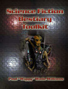 Savage Worlds Sci Fi Bestiary Toolkit