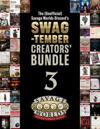 SWAGtember III: Return of the SWAG [BUNDLE]