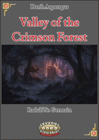 Valley of the Crimson Forest