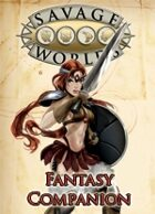 Savage Worlds Fantasy Companion