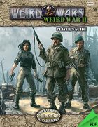 Weird War II Player's Guide
