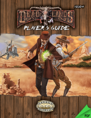 Deadlands Hell On Earth Reloaded Pdf