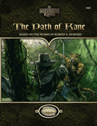 Solomon Kane: The Path of Kane
