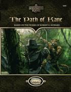 Solomon Kane: The Path of Kane