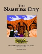 The Nameless City (Core/Complete Rules)