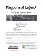 Kingdoms of Legend: Ultimate Treasure Fleet