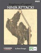 Kingdoms of Legend: Ninja Attack! Adventure