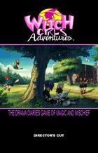 Witch Girls Adventures: Director's Cut