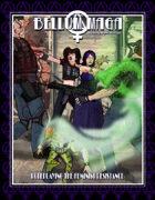 Bellum Maga Core Rulebook