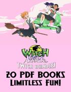 Witch Girls Twitch [BUNDLE]