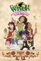 Witch Girls Adventure Rule book