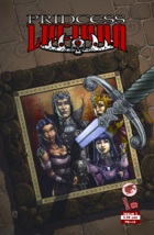 Princess Lucinda Issue 1