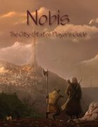 Nobis: The City-States Player\'s Guide