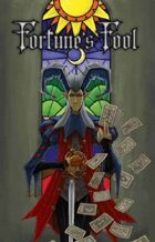 Fortunes Fool RPG and Campaign Set PDF [BUNDLE]