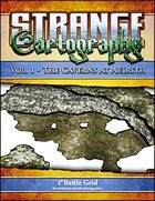Strange Cartography Vol. 1 - The Caverns at Aelrith