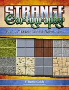 Strange Cartography Vol. 2 - Generic Battle Grids - set A