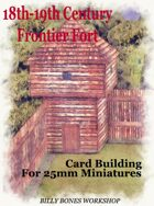 CB1 Frontier Fort