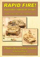 Lightfoot\'s Southern Assault - The Desert Rat\'s Diversion - 23rd October 1942