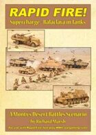 Operation Supercharge - Balaclava in Tanks