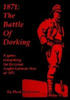 1871: The Battle of Dorking