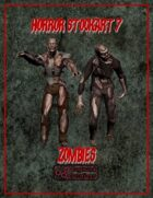 Horror Stockart 7: Zombies