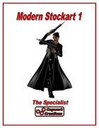 Modern Stockart 1: The Specialist