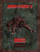 Horror Stockart 10: Chakaza