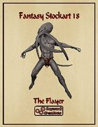 Fantasy Stockart 18: The Flayer