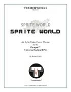 Paragon: Sprite World