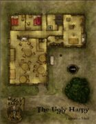 The Ugly Harpy Cartography