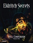 [PFRPG] Eldritch Secrets, Vol 1