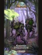 [PFRPG] Gaiants Discovered