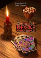 Deck of Weird Things