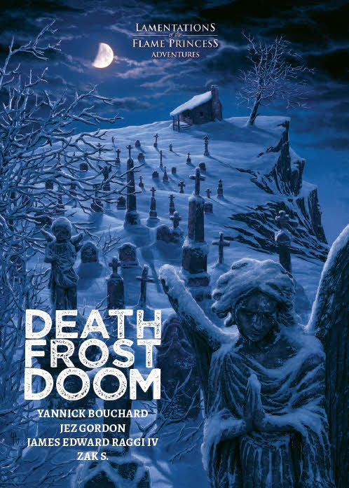 Cover of Death Frost Doom