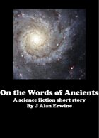 On the Word of Ancients