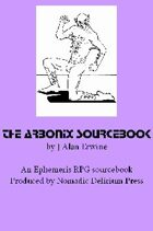 The Arbonix Sourcebook
