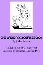 The Arbonix Sourcebook