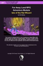 Far Away Land RPG Adventures: Isle of the Rat Wizard