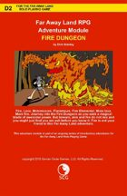 Far Away Land Adventures: Fire Dungeon
