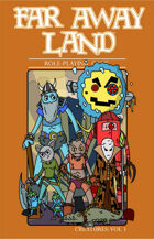 Far Away Land RPG: Creatures Vol. 3