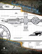 Cartomancy 6: USS Philadelphia Heavy Cruiser