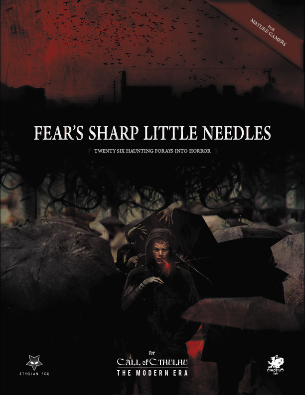 Fear's Sharp Little Needles
