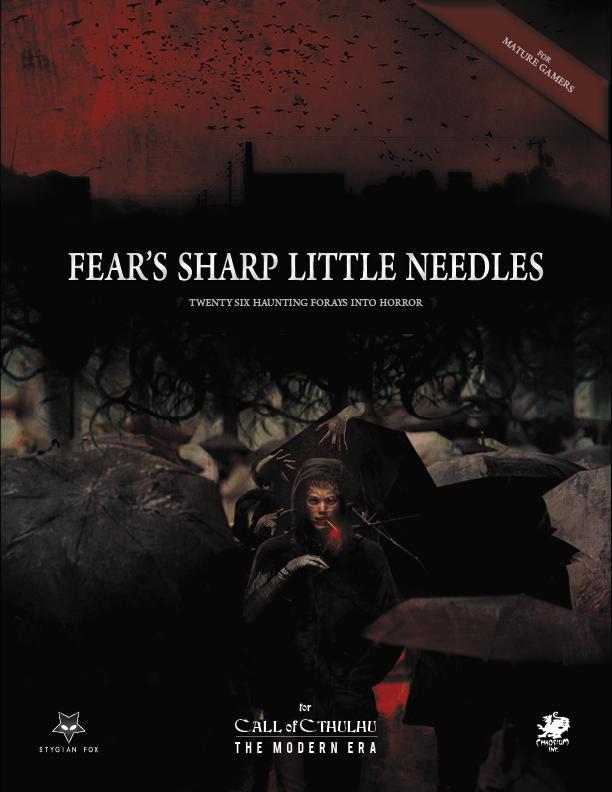 Fear's Sharp Little Needles